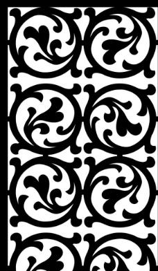 隔断  屏风  镂空隔断 花纹图片