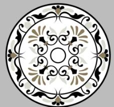 水刀拼花素材地板拼花图片