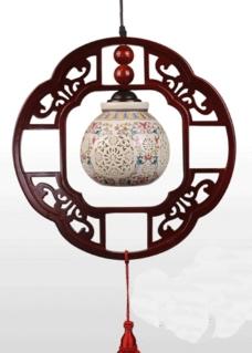 中式挂饰图片