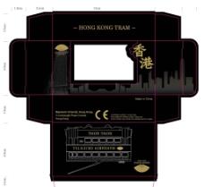 黑色彩盒图片