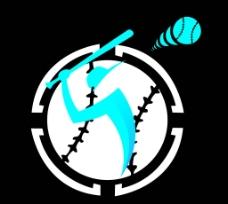 棒球logo图片