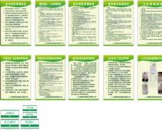兽药企业展板图片