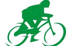 自行车骑士图片