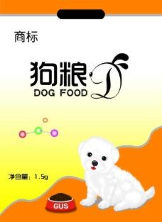 狗粮包装袋图片
