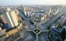 现代化都市图片
