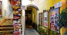 美国村餐厅图片