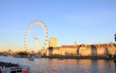 伦敦眼图片