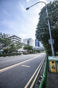 新加坡清晨图片