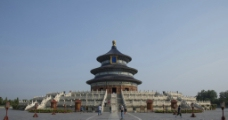 北京天坛公园之祈年殿图片