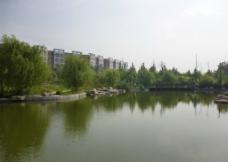 中央湖图片