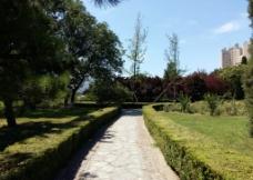 小区景观图片