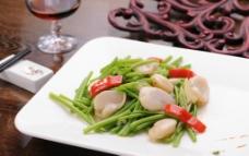 炒芹菜图片