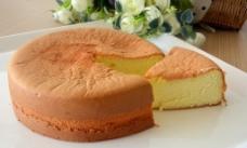 七孔蛋糕胚图片
