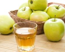 苹果和苹果汁图片
