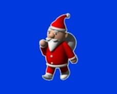 圣誕老人動態視頻