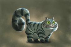 卡通猫设计图片