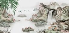 高山流水图片