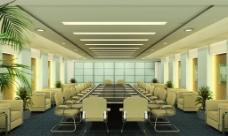 大会议室图片