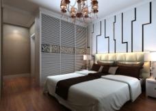 卧室效果图片