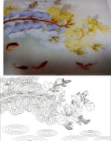 玉兰 花图片
