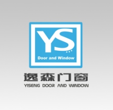 YS字母组合LOGO图片