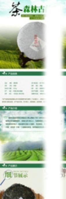 普洱茶详情页图片