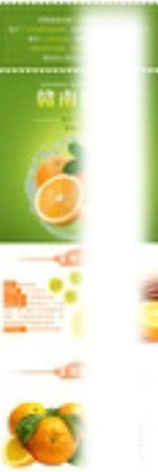 橙详情设计图片