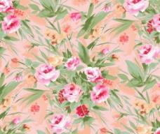 玫瑰花束 面料花型图片