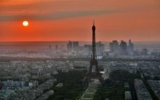 巴黎塔图片