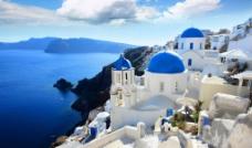 希腊风景图片