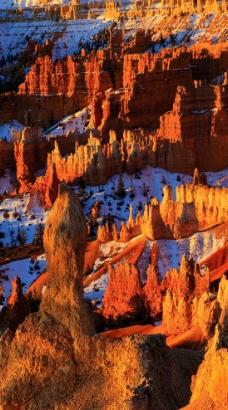 布莱斯峡谷国家公园图片