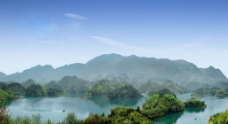 咸宁金桂湖图片
