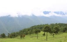 山中美景图片