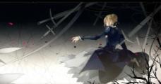 Fate系列Saber壁纸图片
