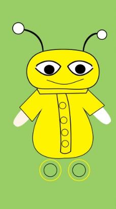 小黄蜂图片