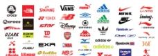 多款知名运动品牌logo图片