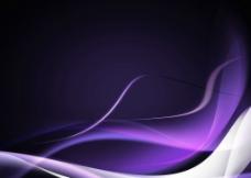 紫色动感背景图片