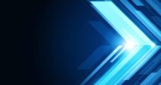 蓝色动感科技背景图片