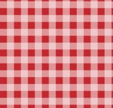 红方格布图片