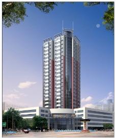 高层住宅方案3d效果图图片