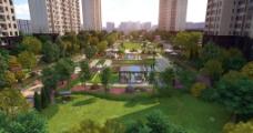 3D建筑景观图片