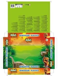 恐龙彩盒图片