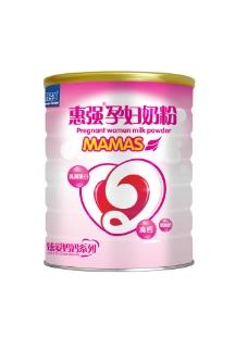 惠强孕妇奶粉包装设计文件图片