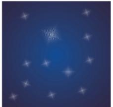 夜星空图片