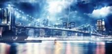 炫彩城市图片