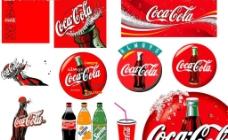 可口可乐logo  运用图片