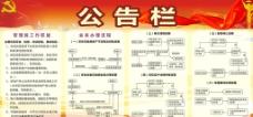 地税公告栏图片