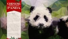 创意熊猫图片