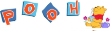 小熊维尼logo图片