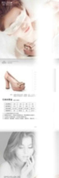 淘宝女鞋详情页描述图图片